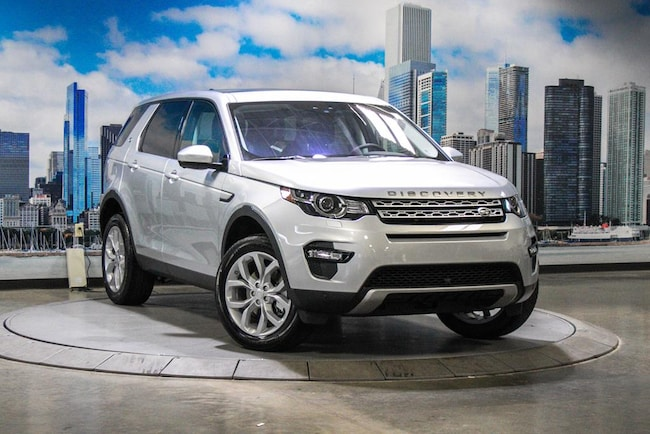2019 Land Rover Discovery Sport HSE SUV SALCR2FX8KH789949 for sale near Chicago, IL at Land Rover Lake Bluff