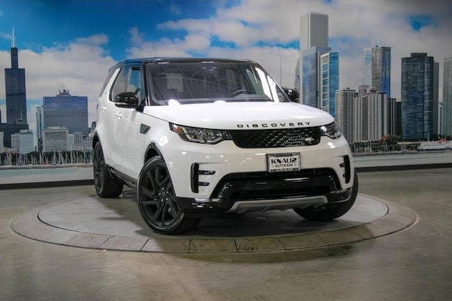 2018 Land Rover Discovery HSE LUXURY SUV SALRT2RV5JA048722 for sale at Land Rover Lake Bluff near Chicago, IL