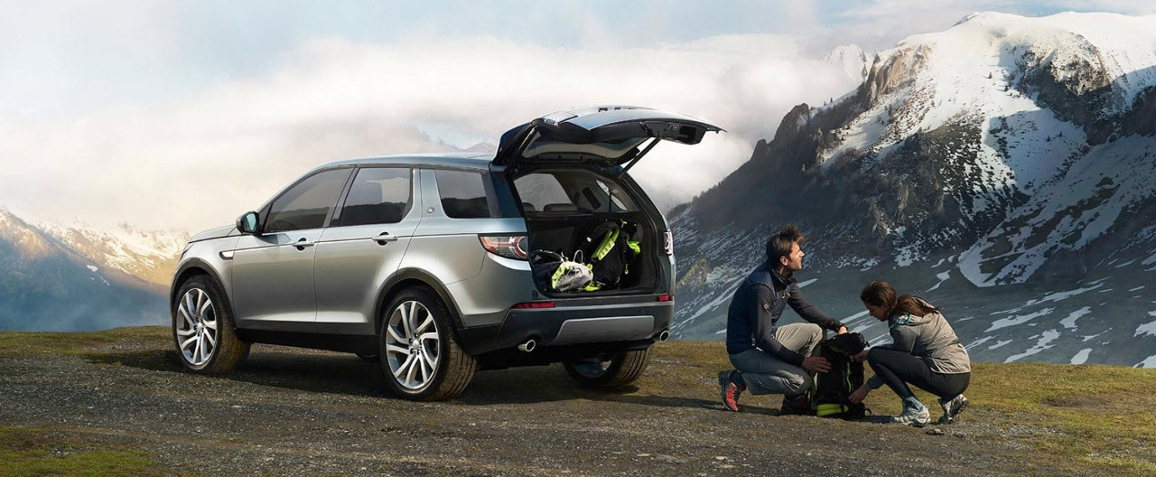 2018 Land Rover Discovery Sport utility