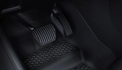 Land Rover Deep-Sided Rubber Mats