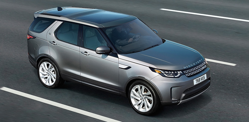 2017 Land Rover Discovery Chicago IL