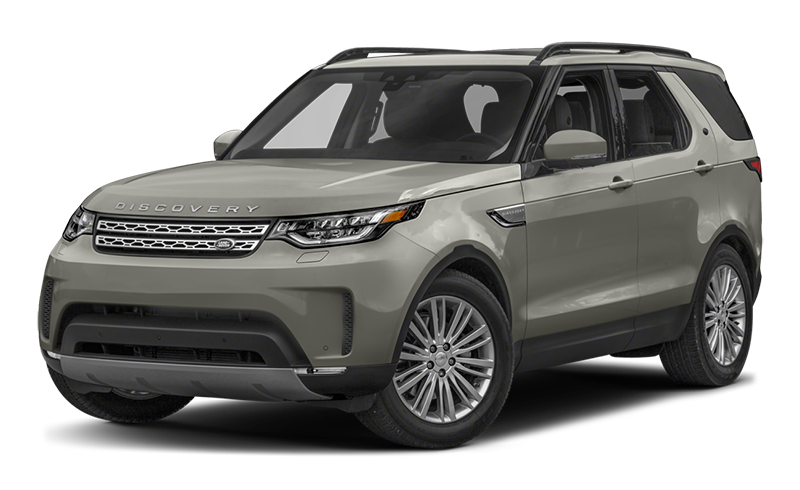 2017 Land Rover Discovery Special