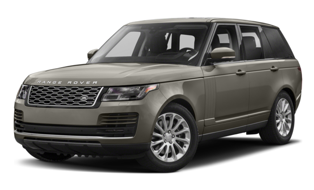 2018 Land Rover Range Rover V6 Supercharged