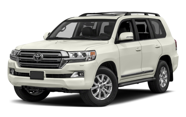 2018 Toyota Land Cruiser 4WD><h3 style=