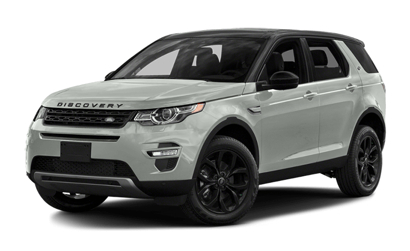 2017 Land Rover Discovery Sport Special