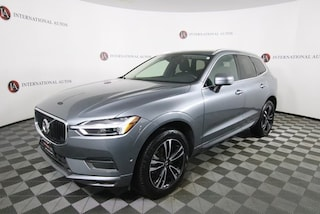 Certified Pre-Owned 2018 Volvo XC60 T6 Momentum SUV YV4A22RK9J1092796 for sale in Tinley Park, IL