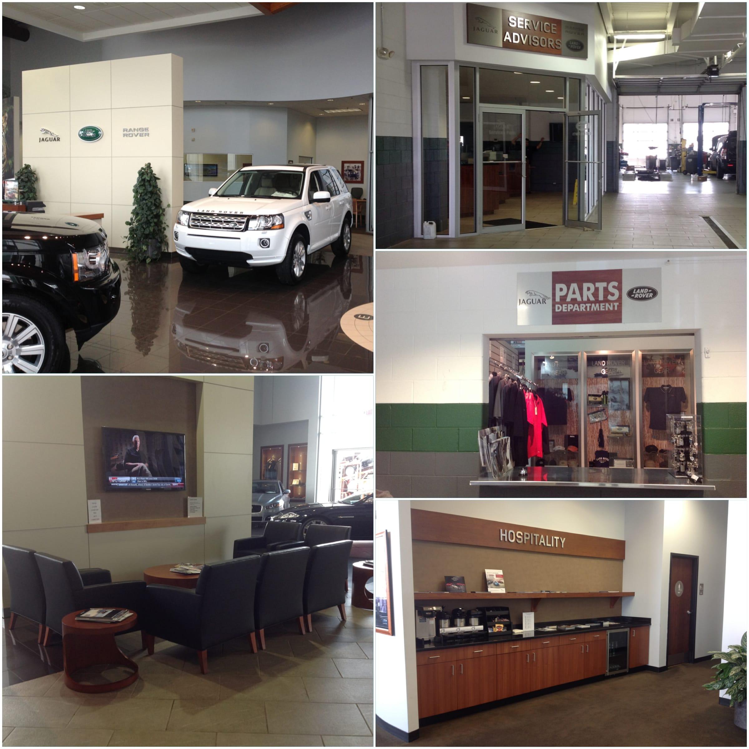 Land Rover Dealership: Chicago Land Rover Dealer