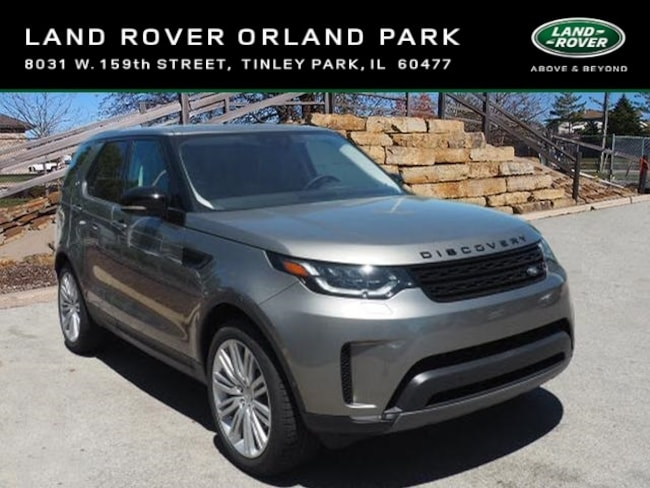 2017 Land Rover Discovery First Edition SUV