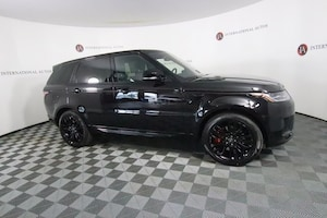 2019 Land Rover Range Rover Sport 5 0 Supercharged Dynamic