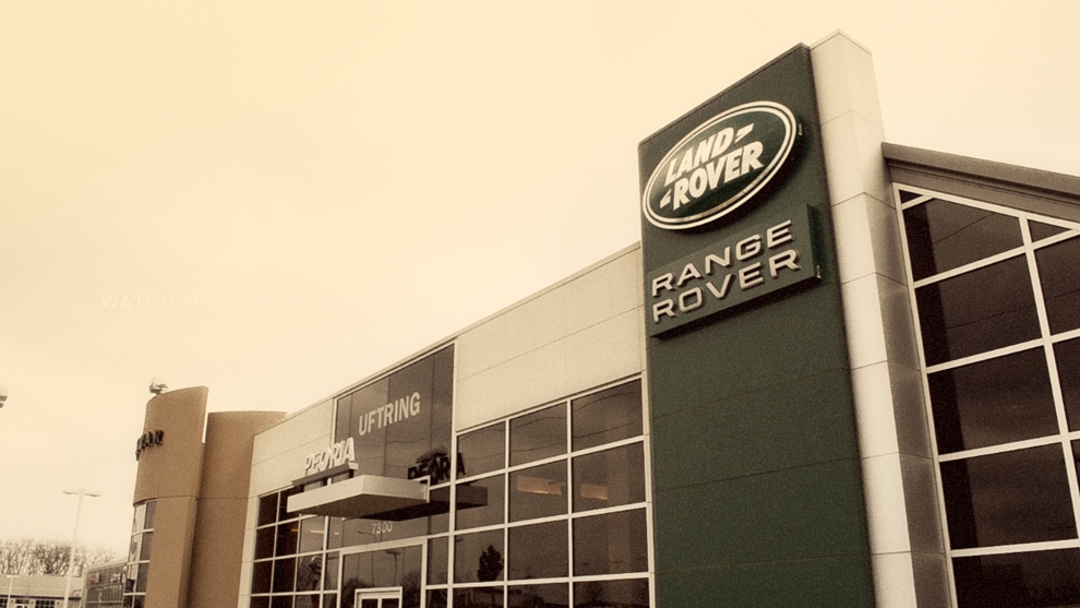 About Land Rover Peoria Peoria Il Land Rover Dealer Land Rover