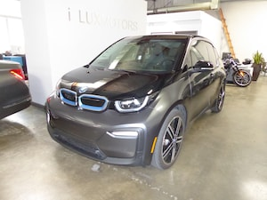2018 BMW i3 with Range Extender 94Ah