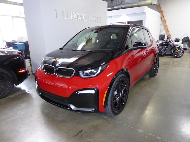 2018 BMW i3 with Range Extender 94Ah s Sedan