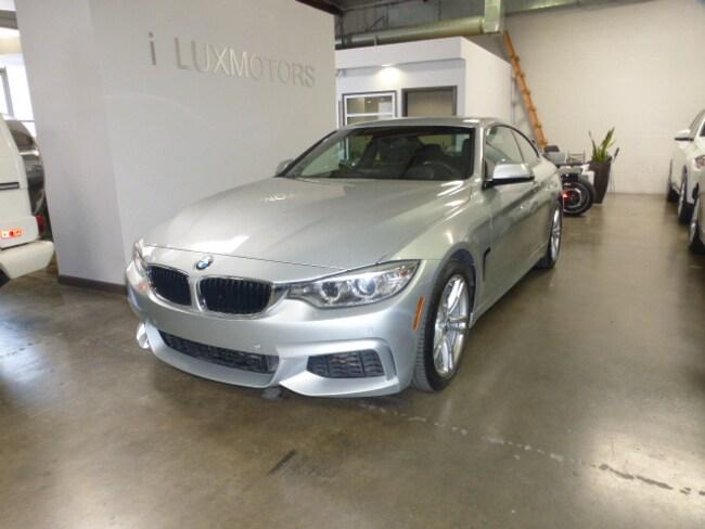 2014 BMW 428i w/SULEV Coupe