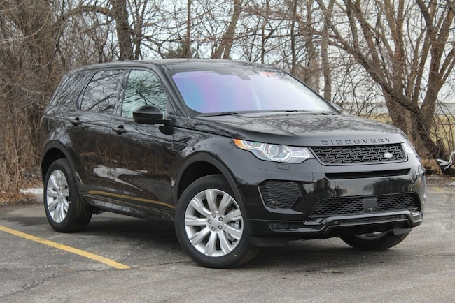2018 Land Rover Discovery Sport HSE Dynamic SUV