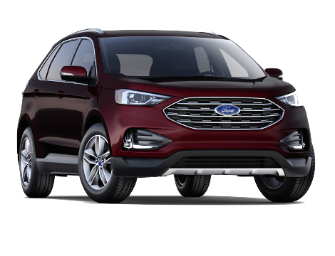 Ford Edge Titanium Starting At  Msrp All Sel Trim Level