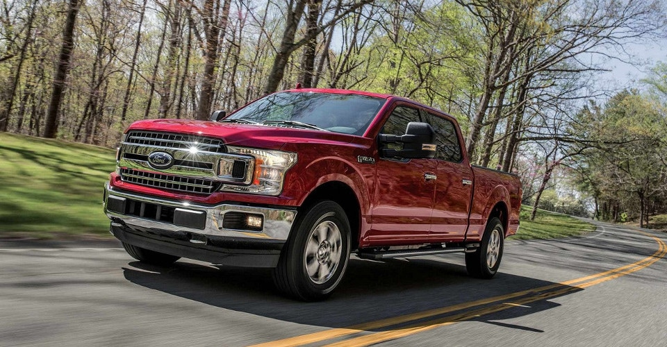 2019 ford f 150 trim levels explained xl vs xlt vs lariat. Black Bedroom Furniture Sets. Home Design Ideas