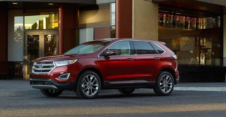 Ford Edge Se Vs Sel Vs Titanium Vs Sport Available Engines