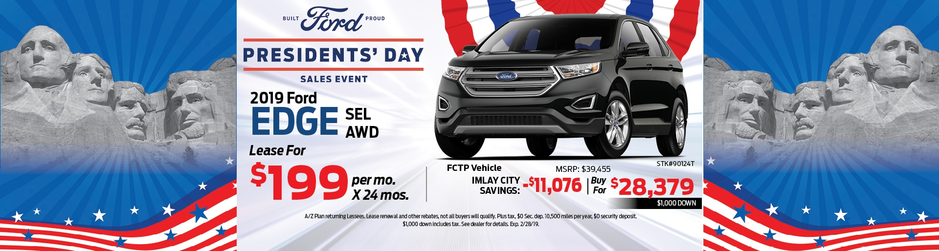 Fctp  Ford F  Crew Cab Xlt  Ford Edge Sel Awd