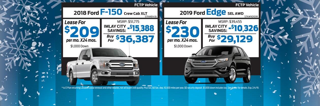 Imlay City Ford Ford Dealership In Imlay City Mi
