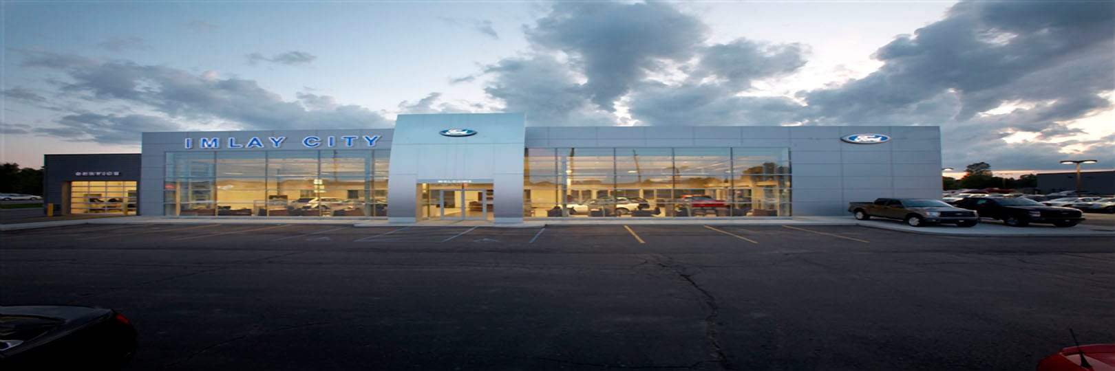 Imlay City Ford Exterior