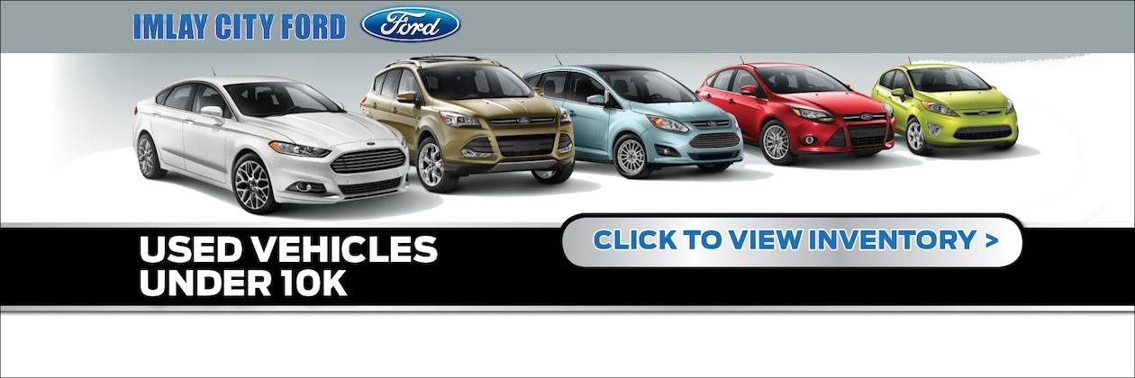Imlay City Ford: Ford Dealership in Imlay City MI
