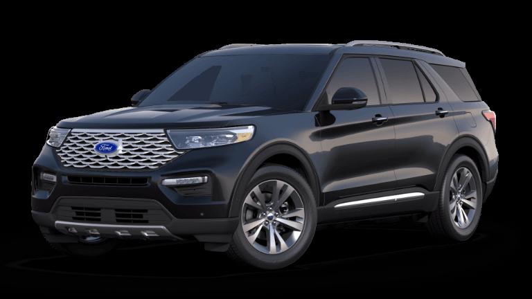 2020 Ford Explorer Trims Xlt Vs Limited Vs St Vs Platinum