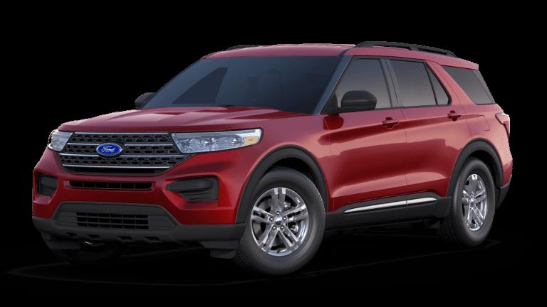 2020 Ford Explorer Trim Levels Xlt Vs Limited Vs St Vs Platinum