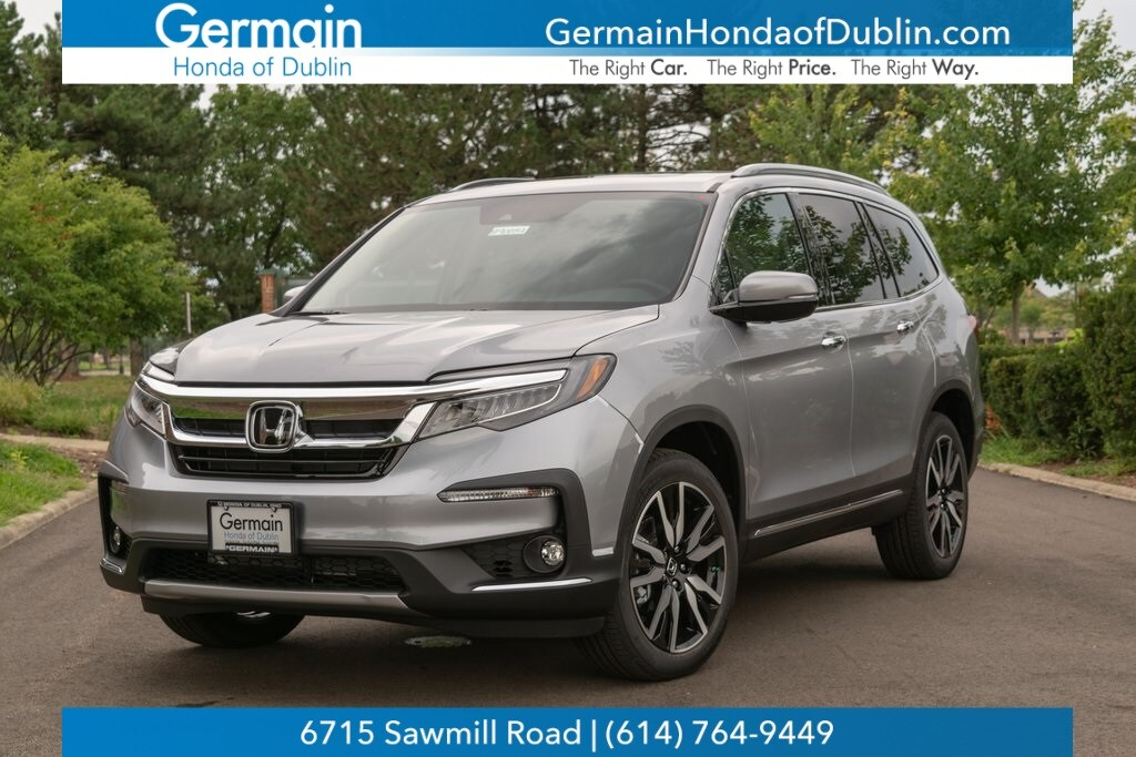 Awesome New 2019 Honda Pilot Touring 7 Passenger AWD SUV For Sale/Lease Dublin,