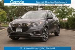 2019 Honda HR-V Sport AWD SUV 3CZRU6H17KG706046