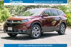 2018 Honda CR-V EX 2WD SUV 7FARW1H58JE033136