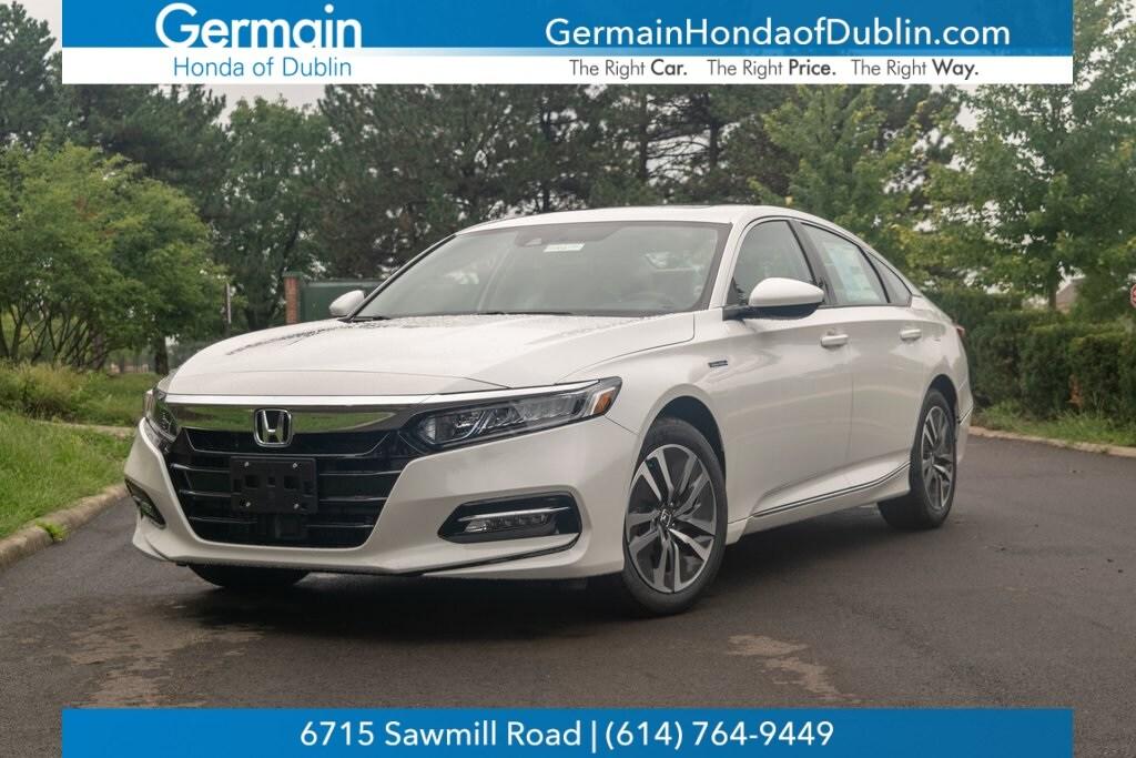 New 2018 Honda Accord Hybrid EX Sedan For Sale/Lease Dublin, OH