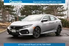 2018 Honda Civic EX Hatchback SHHFK7H57JU232819