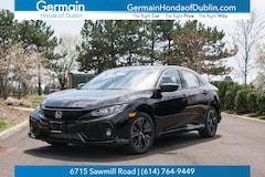 2018 Honda Civic EX Hatchback SHHFK7H50JU235738