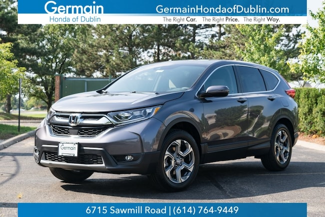 New 2018 Honda CR-V EX AWD SUV For Sale/Lease Dublin, OH