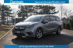 2019 Honda Odyssey EX-L Van 5FNRL6H74KB036832