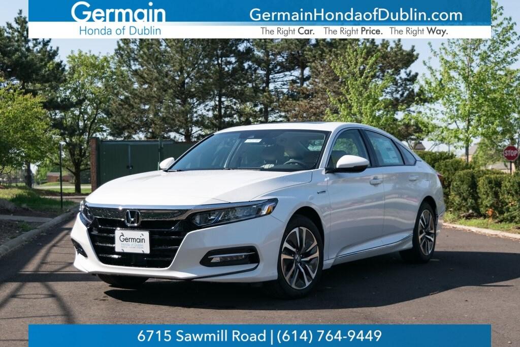 New 2018 Honda Accord Hybrid EX L Sedan For Sale/Lease Dublin, OH
