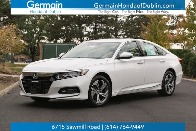New 2018 Honda Accord EX Sedan For Sale/Lease Dublin, OH