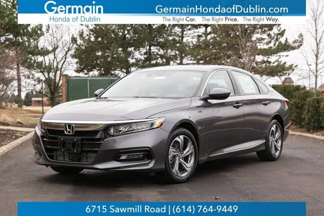 New 2019 Honda Accord EX Sedan For Sale/Lease Dublin, OH