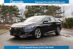 2019 Honda Accord EX Sedan 1HGCV1F44KA006218
