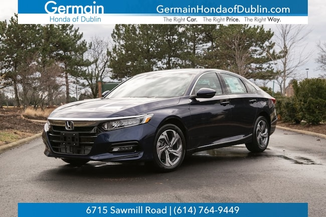New 2019 Honda Accord EX Sedan For Sale/Lease Dublin, OH
