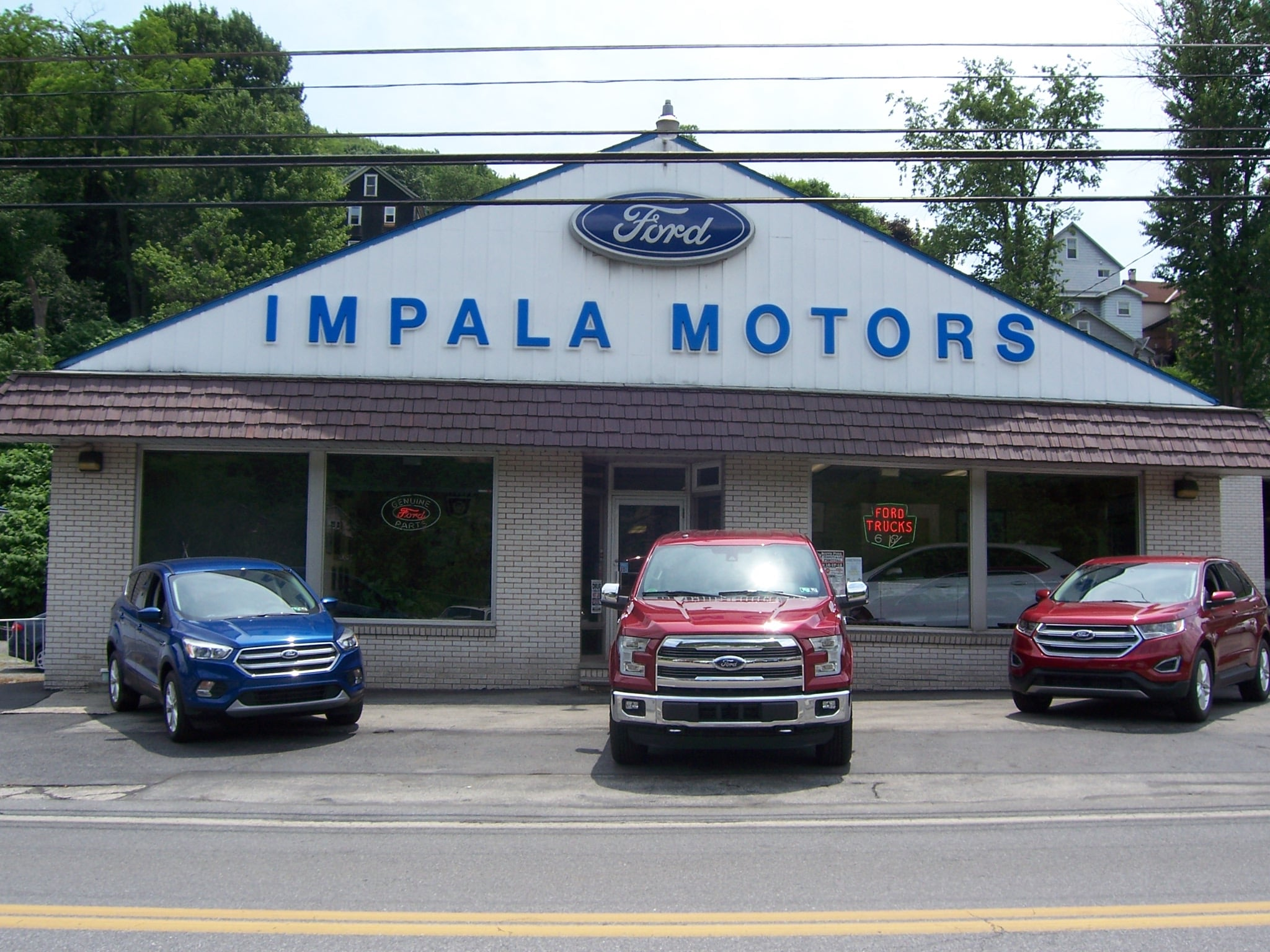 About Impala Motors Inc | A Ford Dealership in South Fork