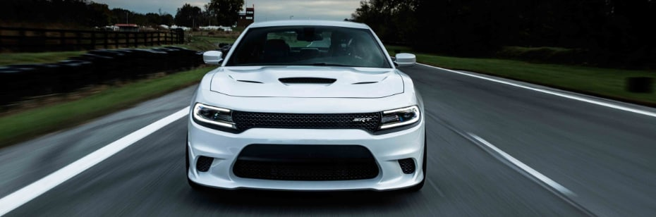 Dodge Charger SRT Full-Size Sedan