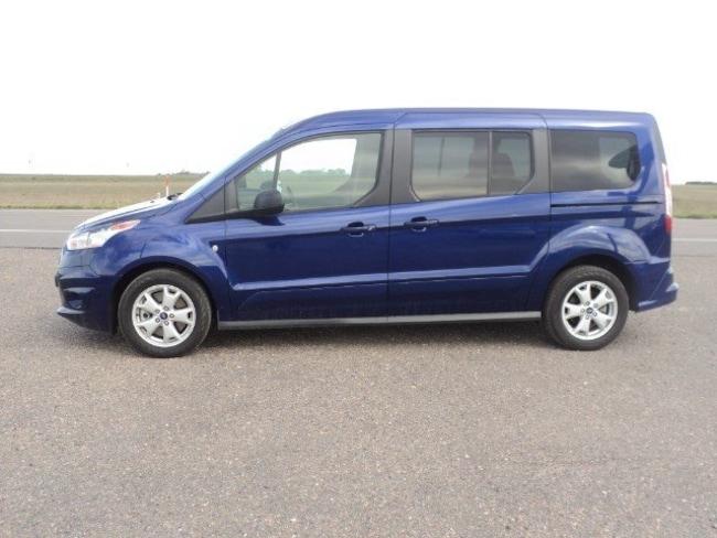2016 Ford Transit Connect XLT Van