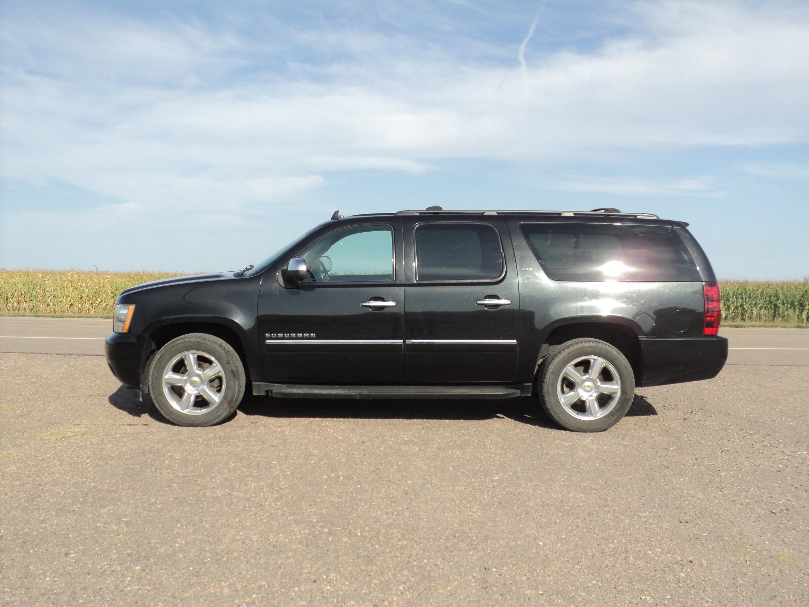 2011 Chevrolet Suburban 1500 LTZ SUV