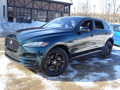 Used 2018 Jaguar F-PACE 30t Prestige SUV SADCK2GX4JA235393 for sale in Lake Bluff, IL