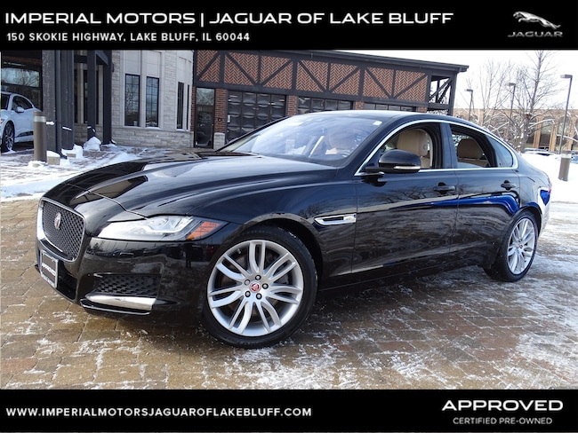 2016 Jaguar XF 35t Prestige AWD Sedan