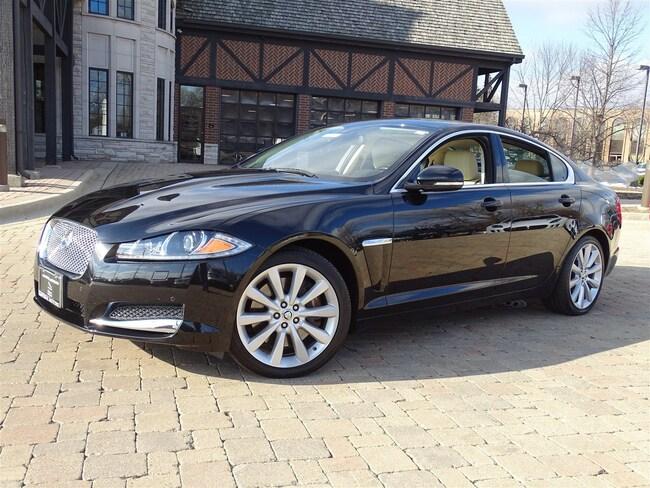 2013 Jaguar XF V6 AWD Portfolio Sedan