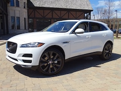 New 2019 Jaguar F-PACE Portfolio SUV SADCN2GXXKA607229 for sale in Lake Bluff, IL