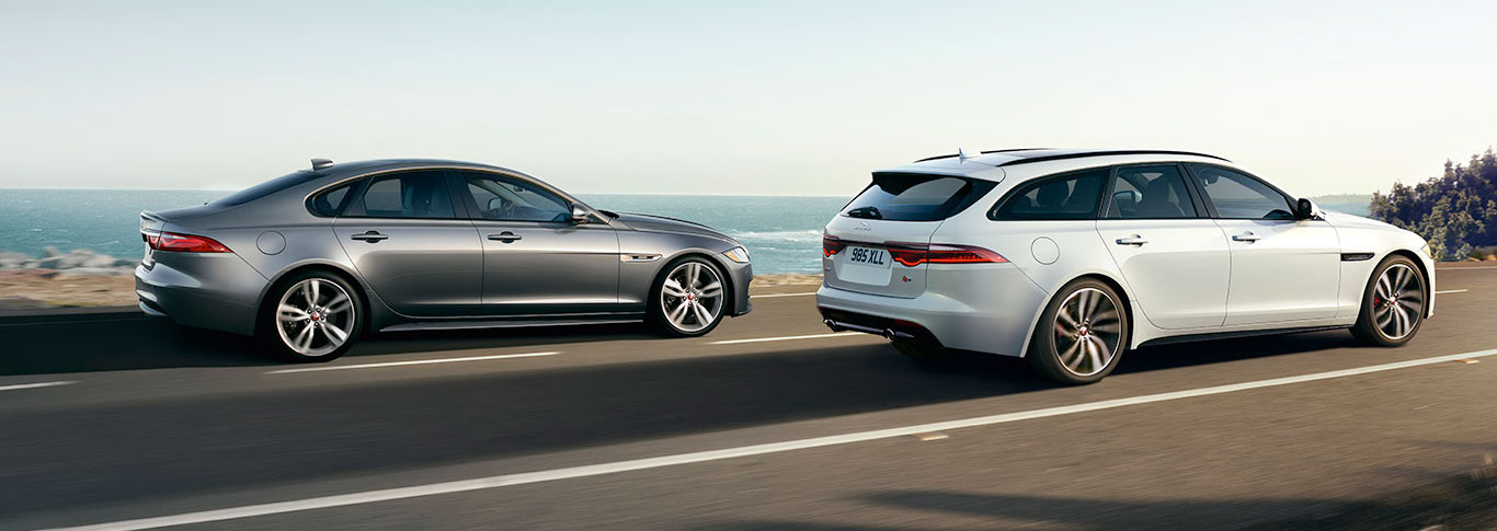 2018 Jaguar XF Trim Packages in Lake Bluff, IL