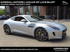 Used 2015 Jaguar F-TYPE R Coupe SAJWA6DA3FMK16201 for sale in Lake Bluff, IL